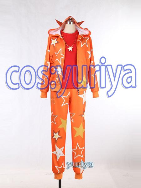 IDOLiSH7 アイドリッシュセブン ピタゴラスファイタ 和泉三月★コスプレ衣装