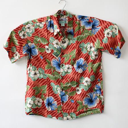 レインスプーナー(REYN SPOONER)/アロハシャツ:サイズM, 新品登場:9f277e75 --- harrow-unison.org.uk