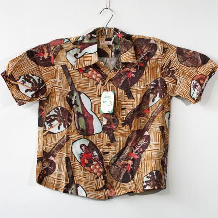 サンサーフ(SunSurf)/アロハシャツ:サイズS