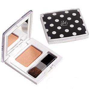 24 h cosmetics ( 24 hour hair & beauty / 24 h cosme ) 24 h powder teak 2 colors, 3 g * original case, brushed