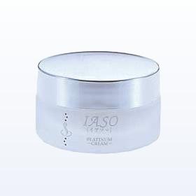 イアソー化粧品 イアソープラチナクリーム 30g 美容クリーム