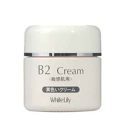 B2 cream white lily ( bottle 40 g-cream )