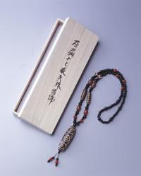 天然石『西蔵 満願祈念天珠首飾り』【チベット・ダライラマ】【通販・販売】