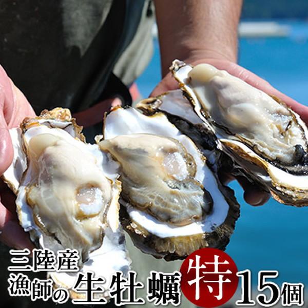 生牡蠣 殻付き 特大 夢牡蠣 15個 生食用 生ガキ 大粒生牡蠣 特大 バーベキュー