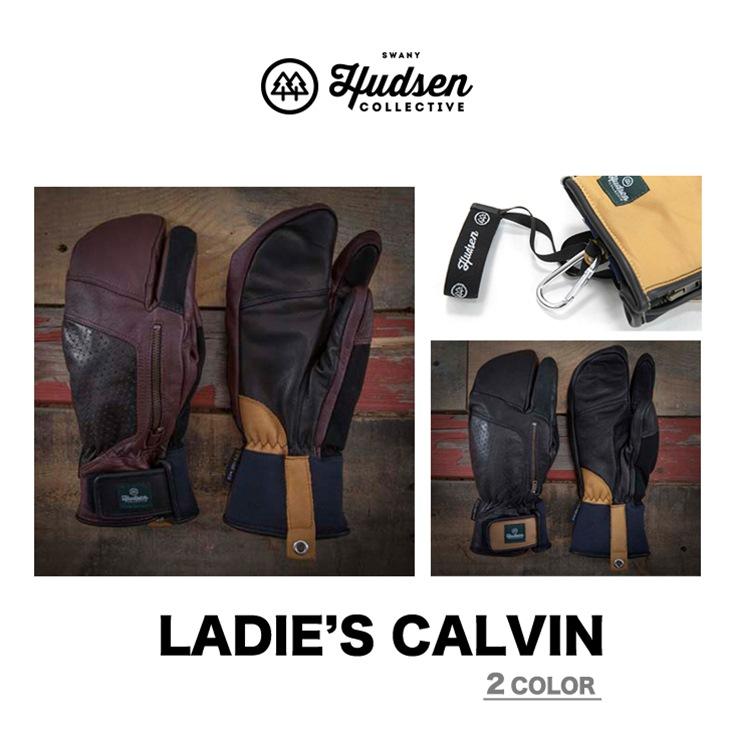 ハドソン HUDSEN グローブ レディース HC-11 CALVIN トリガー レザー