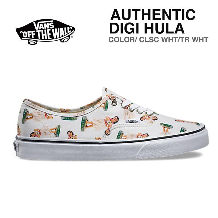 8f8fe9e594850d VANS authentic sneakers vans vans AUTHENTIC DIGI HULA dig Hall spring  summer mast
