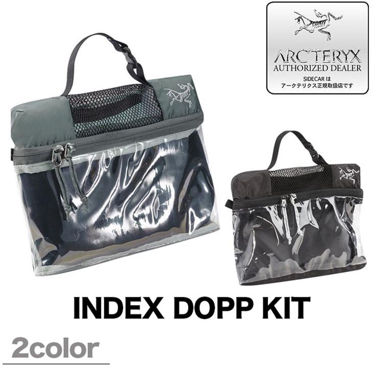 07f30102fd4b SIDECAR  ARC TERYX アークテリクス INDEX DOPP KIT index dop kit ...