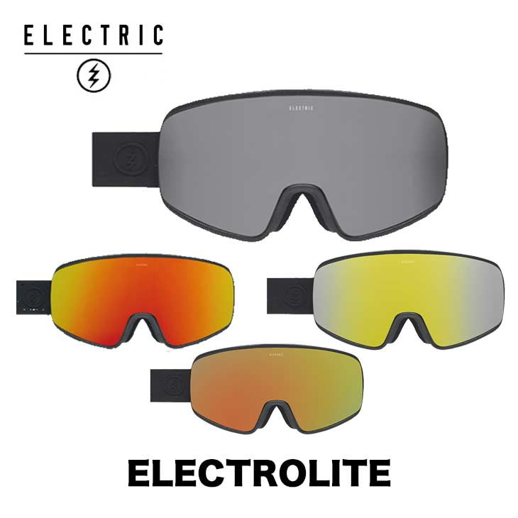 ELECTRIC エレクトリック ゴーグル ELECTROLITE エレクトロライト ASIAN FIT アジアンフィット