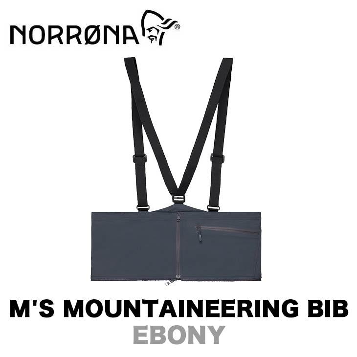 NORRONA ノローナ ウェア 18-19 M'S MOUNTAINEERING BIB メンズ マウンテニアリング ビブ
