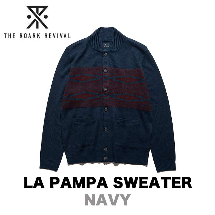 THE ROARK REVIVAL ザ ロアーク リバイバル LA PAMPA SWEATER ラ パンパ セーター RSW115