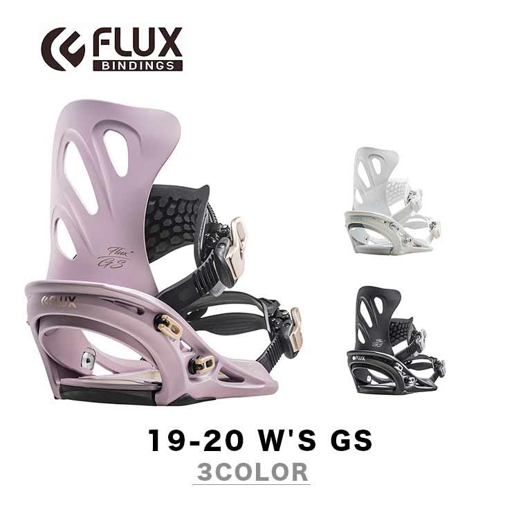 FLUX フラックス 19-20 W'S GS ジーエス ビンディング ウィメンズ スノーボード 【早期予約】【送料無料 北海道・沖縄・離島は除く】