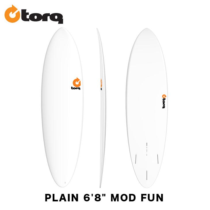 TORQ SURFBOARDS トルク サーフボード PLAIN 6'8