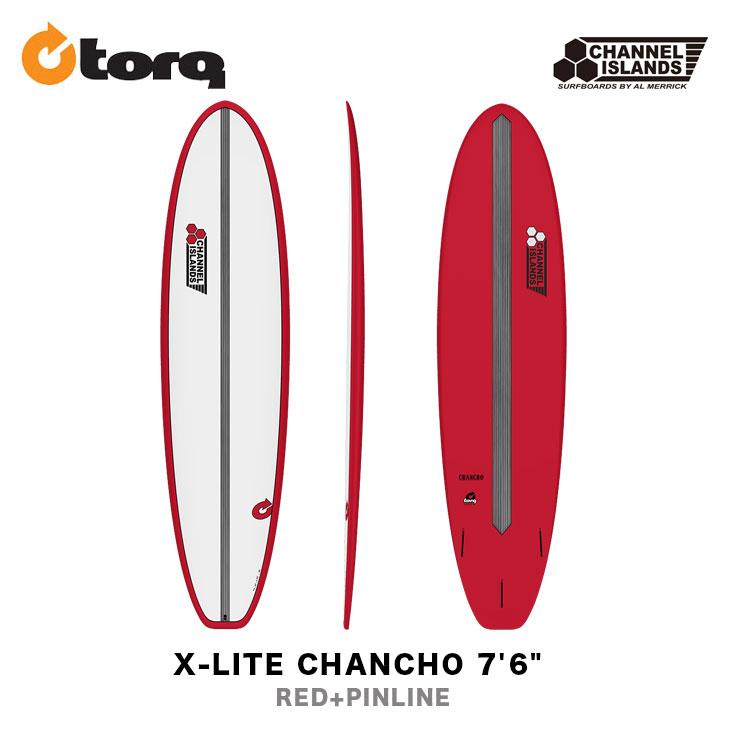 TORQ SURFBOARDS トルク サーフボード X-LITE CHANCHO 7'6