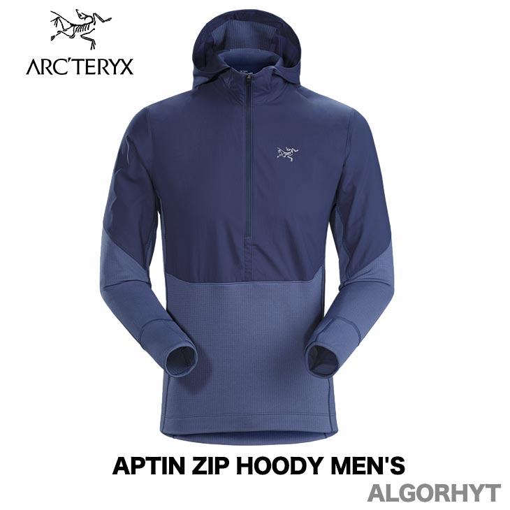 ARC'TERYX アークテリクス APTIN ZIP HOODY MEN'S アプティン ジップ フーディー メンズ