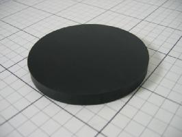 天然ゴム板 3mm×50mm丸