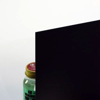 ポリスチレン板黒 600×900×1mm【5枚】