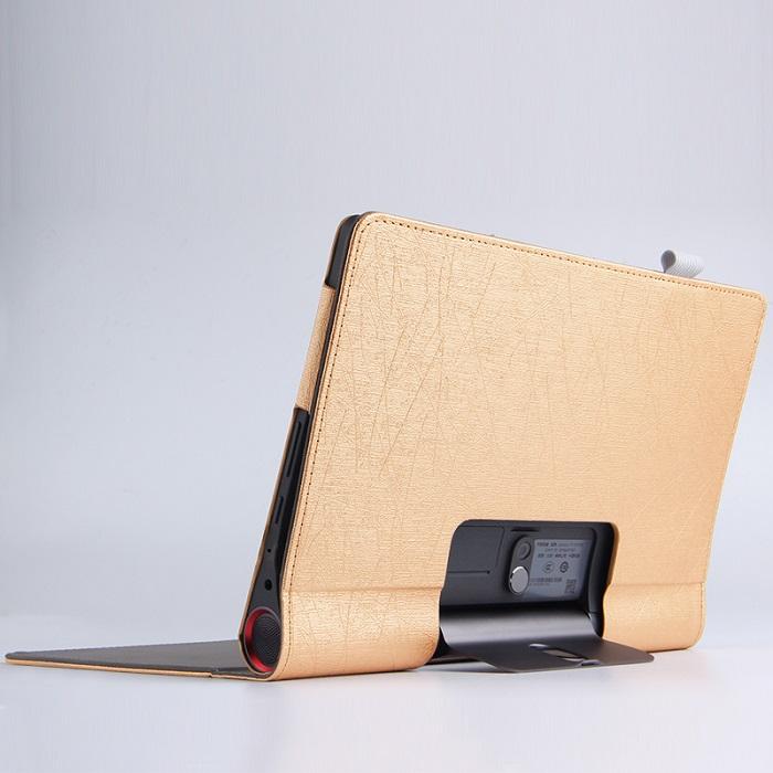 Lenovo Yoga Smart tab ケース ヨガ スマート タブ 店 10.1インチ カバー スマートタブ ZA3V0052JP ヨガスマートタブ 保護フィルム 送料無料 スタンド レノボ フィルム スタンドケース おまけ タッチペン 3点セット メール便 海外限定