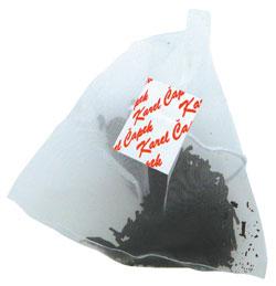 供廃番卡雷尔恰彼克薄煎饼球座/个包装茶杯使用的茶袋10P(*2套5P)