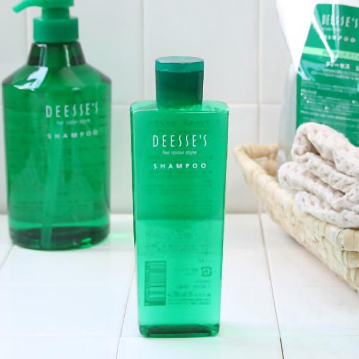 Milbon deaths shampoo 240 mL * fs3gm