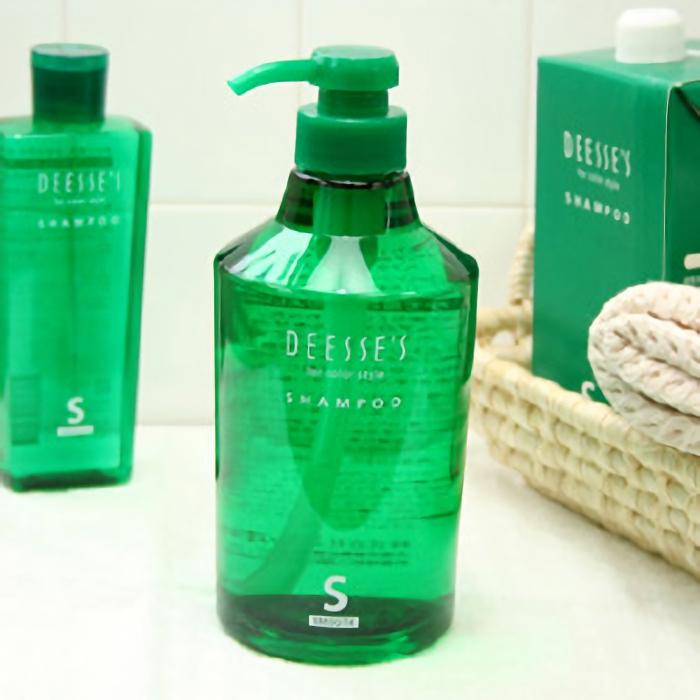 Milbon deaths shampoo S 680mL * fs3gm