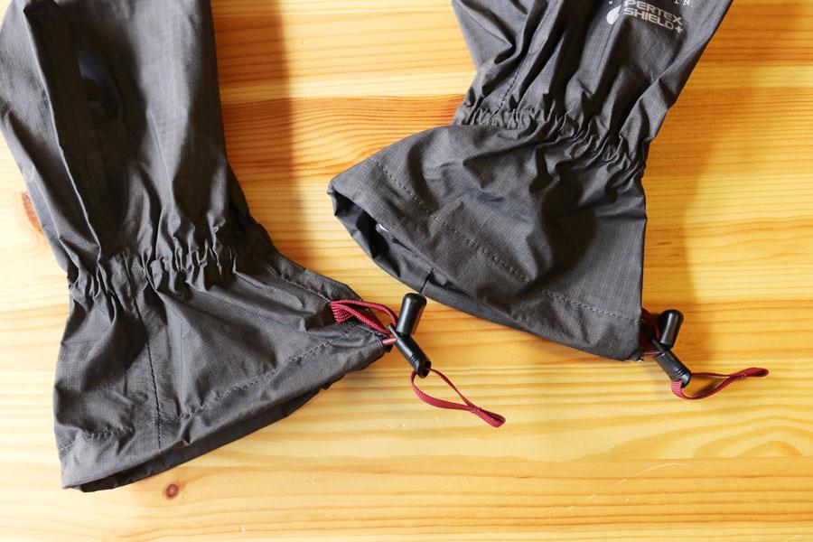 AXESQUIN - ライトシェルウォータープルーフミトン [アクシーズクイン RG3563 ユニセックス 登山・ハイキング 超軽量 防水 防風 手袋]