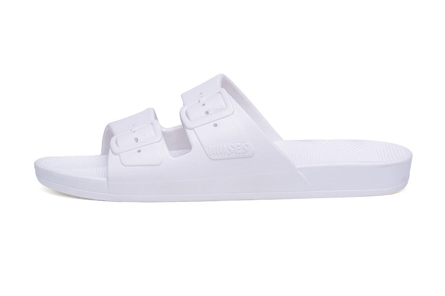 b745e4e65dc1 Freedom Moses - Slippers SOLID  freedom Moses men   Lady s slide shower  beach sandal B sun
