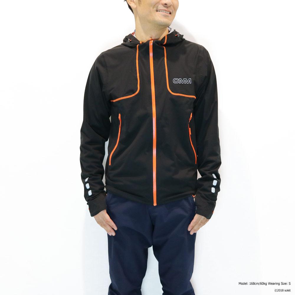 OMM - Kamleika Jacket [The Original Mountain Marathon オーエムエム カムレイカ ジャケット 防水ソフトシェル]