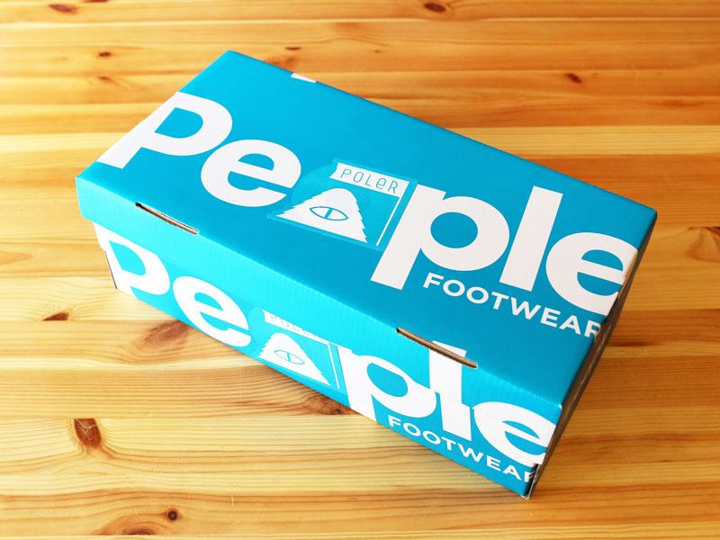 People FOOTWEAR x POLER-The Lennon Chiller Camo / black