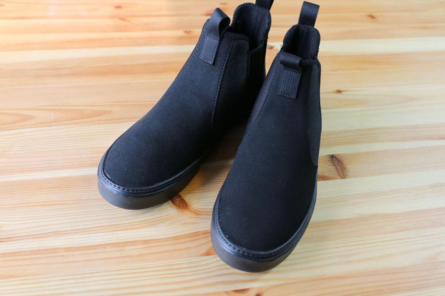人们鞋靴黑色韦 [人鞋类韦勒男子轻量级 Couleur 真的黑和真的黑]