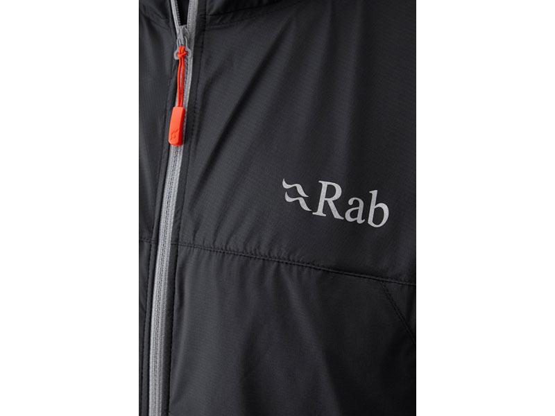 Rab Windveil 夹克-锦鲤 (男士) [爱男装风球夹克风壳防风橙色]
