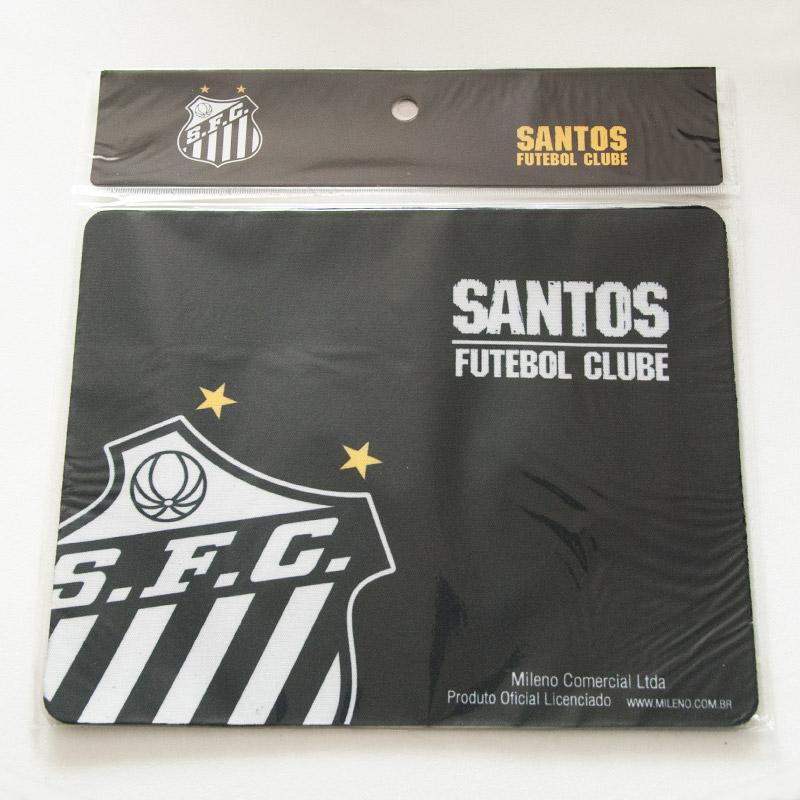 人気ブランド多数対象 サントスFC マウスパッド 捧呈 SANTOS FCオフィシャルグッズ