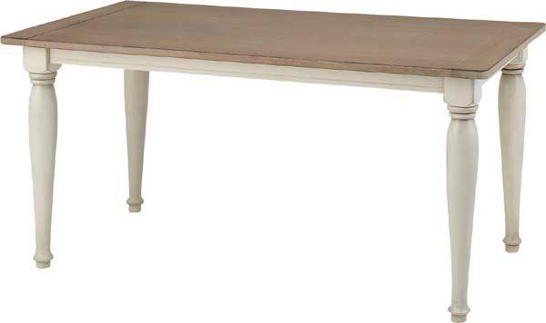 送料無料 クラッシー ダイニングテーブル CL-467T/150380