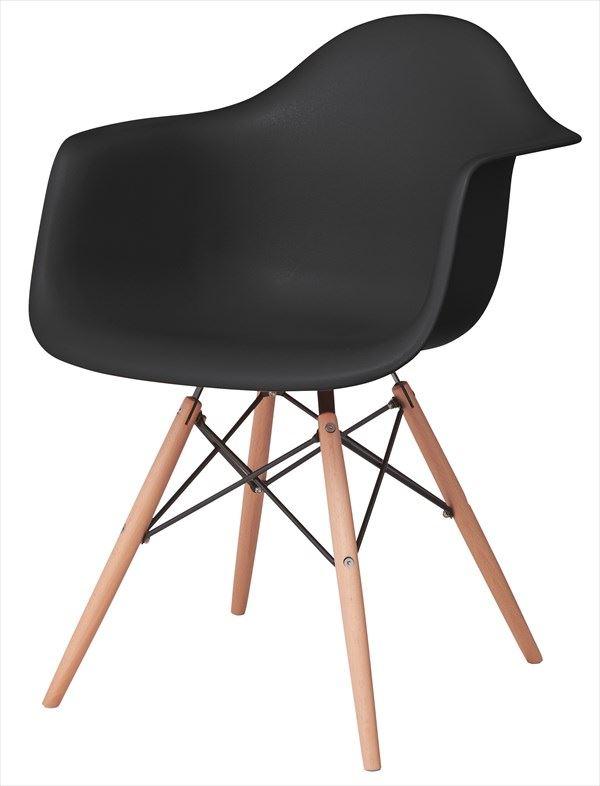 送料無料 アームチェア CL-799BK 椅子 いす イス チェア チェアー ダイニングチェア ダイニングチェアー 北欧テイスト モダン ナチュラル シンプル アンティーク