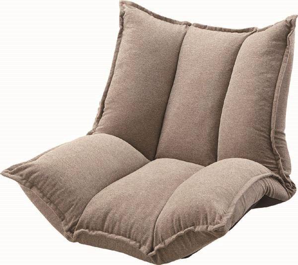 送料無料 シングルマルチソファ LSS-27BE/169993 ローソファ 1人掛け座椅子 ソファー sofa LSS-27BE
