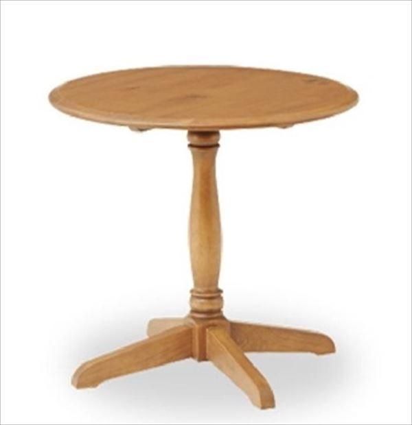 送料無料 Barny バーニー ラウンドテーブル PM-618 Barny バーニー ラウンドテーブル直径60cm パイン材 ブリティッシュ カントリー 天然木パイン