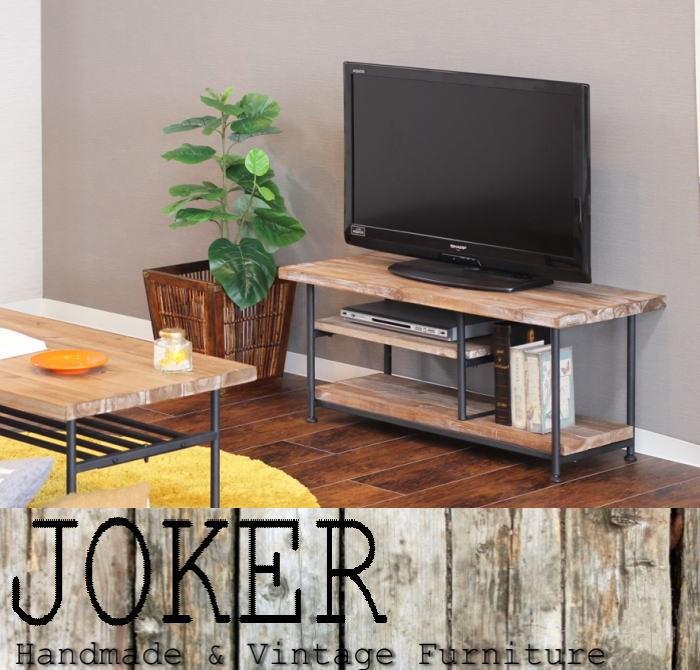 送料無料 JOKER ジョーカー テレビボード  90幅【75-351】