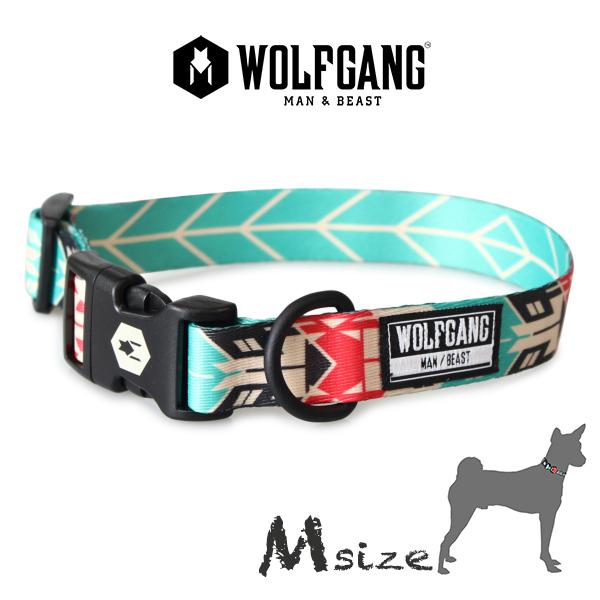犬 首輪 ウルフギャング WOLFGANG  FurTrader COLLAR ( Msize 首周り:33~47cm) WOLFGANG MAN & BEAST アメリカンメイドネコポス便 送料216円 サイズ交換可能 チャームなし