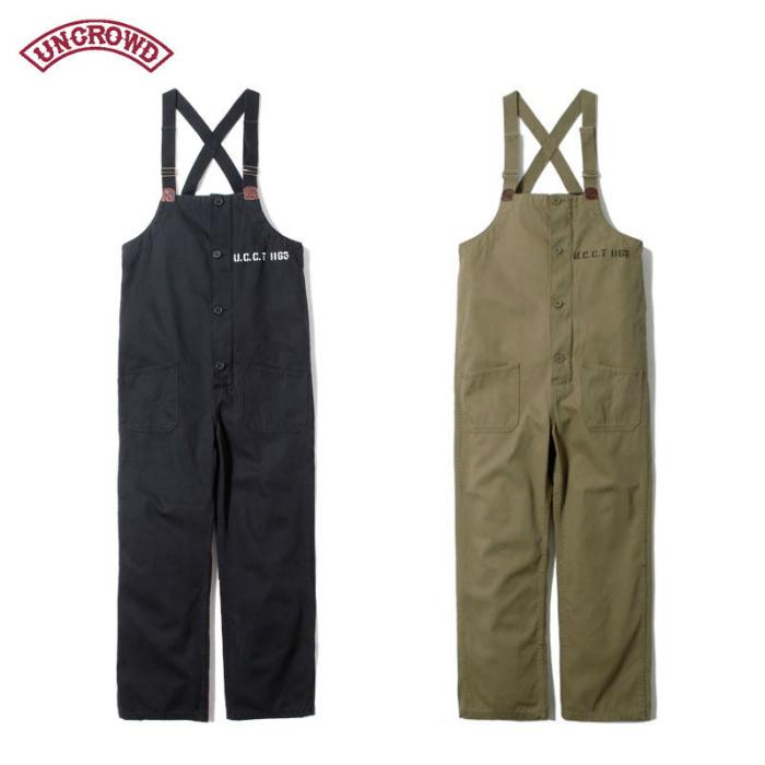 UNCROWD【アンクラウド】DECK PANTS S/S/デッキパンツ