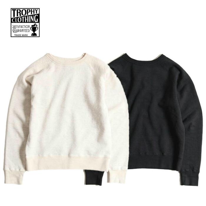 TROPHY CLOTHING 【トロフィークロージング】 OD Crew Sweat スウェット