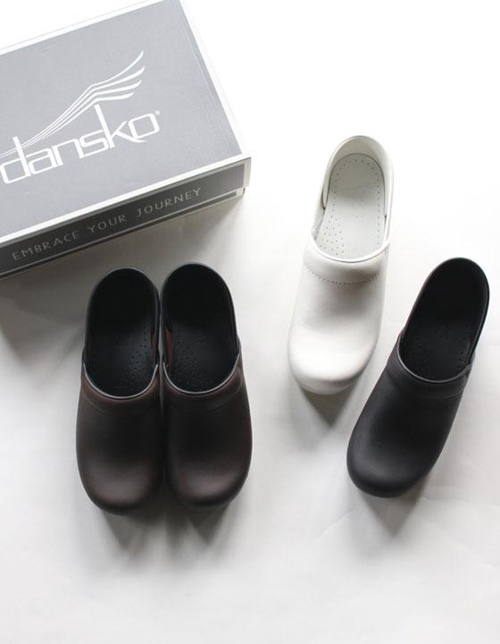【送料無料】Dansko(ダンスコ)レザークロッグシューズ PROFESSIONAL(OILED) (BOX)【プロフェッショナル】【コンフォートシューズ】【UNISEX】