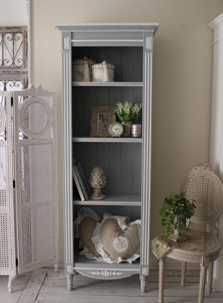 It Includes The High Shelf Country Corner Gustavien Collection Chest Bookshelf Display Case Antique Like French Princess System Setting That