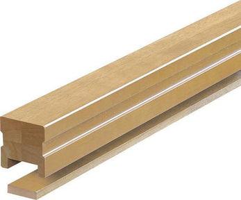 手摺スタンダードタイプ 手摺(II)フィレット付 2000 ライトオーカー 大建工業の建具
