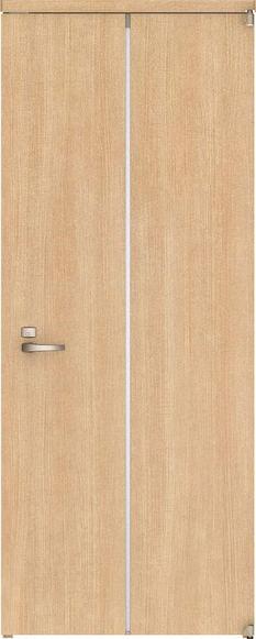 ハピアベイシス アウトセット開き戸 G7デザイン扉 2000高 835幅 錠付 ミルベージュ 大建工業の建具
