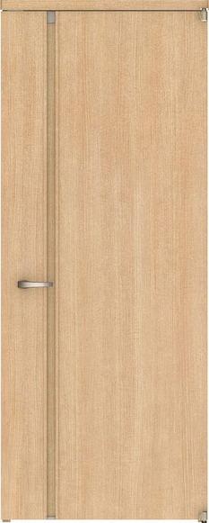 ハピアベイシス アウトセット開き戸 G8デザイン扉 2000高 835幅 錠なし ミルベージュ 大建工業の建具
