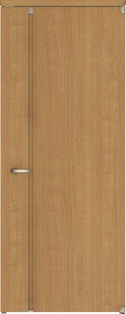 ハピアベイシス アウトセット開き戸 G8デザイン扉 2000高 835幅 錠なし ティーブラウン 大建工業の建具