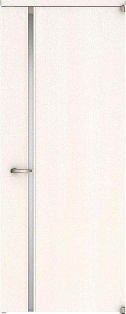 ハピアベイシス アウトセット開き戸 G9デザイン扉 2000高 835幅 錠なし ネオホワイト 大建工業の建具