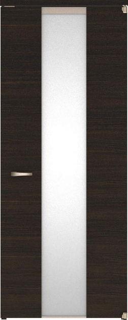 ハピアベイシス アウトセット開き戸 Y5デザイン扉 2000高 835幅 錠なし オフブラック 大建工業の建具