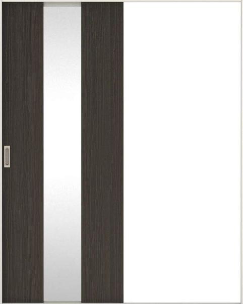 店舗受け取り限定 日本の樹 引戸・片引 2Mデザイン扉セット  錠なし・明かり窓なし 浮造 大建工業の建具