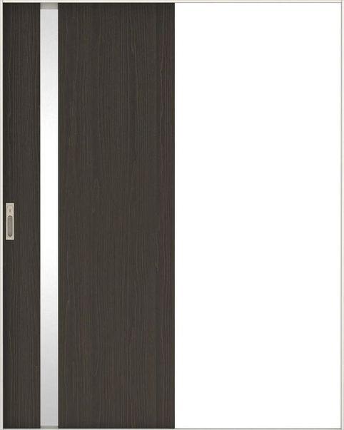 日本の樹 引戸・片引 4Mデザイン扉セット  錠なし・明かり窓なし 浮造 大建工業の建具