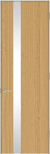 日本の樹 片開きドア 4Jデザイン扉セット 2300高 栗 鍵なし 大建工業の建具